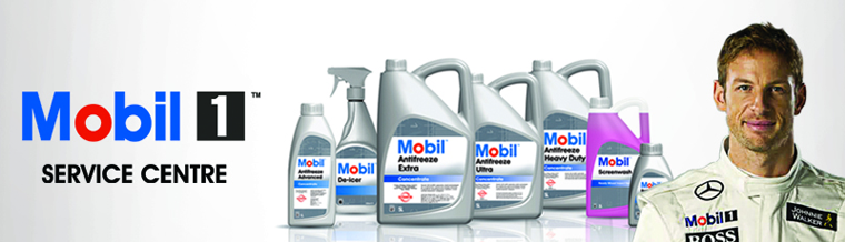 MB of Medway are an official Mobil 1 Service Centre