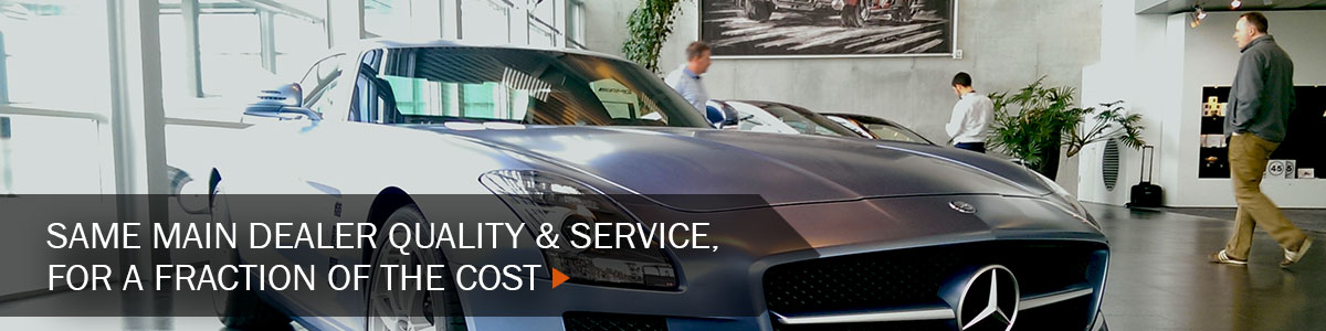 Independent Mercedes, Brabus & AMG - Diagnostics, Servicing